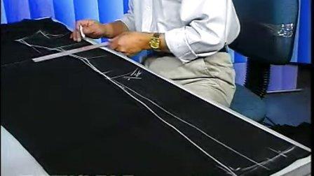 服装设计教程 服装制作 服装打版视频教程 裙装裁剪04