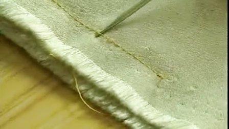自学服装设计教程 缝纫机的原理与基础练习