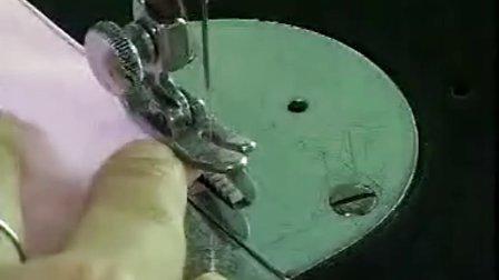 自学服装设计教程 缝纫工艺的缝型