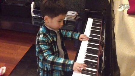 钢琴:莫扎特《土耳其进行曲》_tan8.com