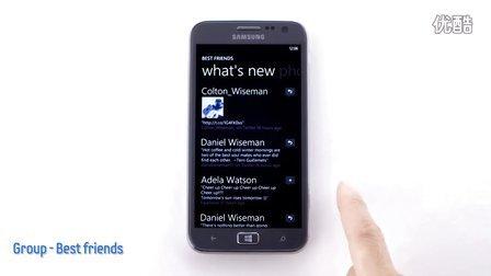 [ATIV S] Social Media & Camera - Official Hands-on