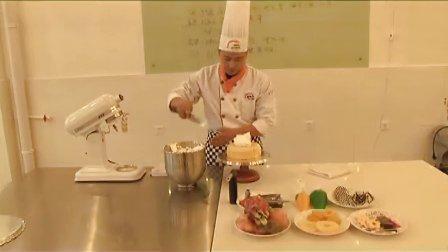 陶艺蛋糕制作-安徽新东方西点学校汪晓松老师
