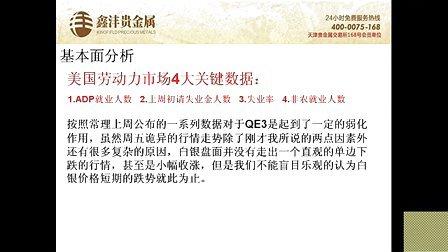 鑫沣贵金属分析师——郭腾 《鑫方向内参解析》20121212