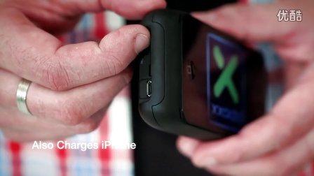 XXODD Pocket projector and Bluetooth speaker