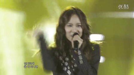 Miss A -我不需要男人 121208 MBC 音乐中心
