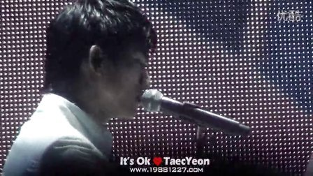 ≮It's Ok≯100731.2010 2PM 1st Concert in Seoul - TAEC SOLO