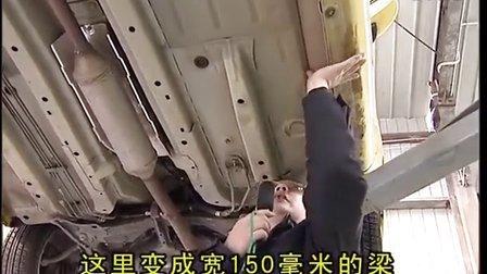 老陈说车:吉利熊猫轿车的底盘