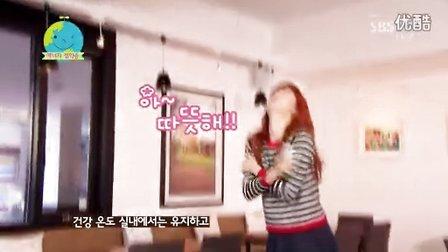 Secret - 特殊歌谣 1212009 SBS 人气歌谣