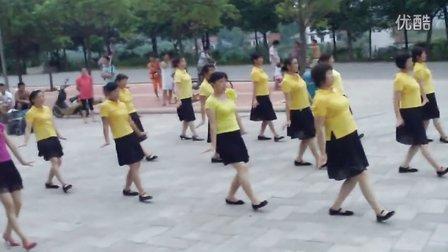 穿心村文雯广场舞《卓玛》