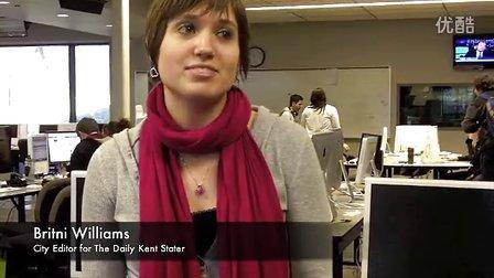 肯特州立大学传播与信息学院-Daily Kent Stater!