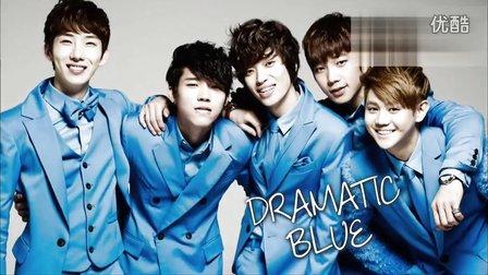 【韩语中字】121209 SBS 歌谣大战The Color of K-POP 练习影像