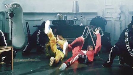 BWB adidas original cf 阿迪达斯超炫街舞广告