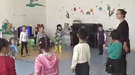 大班音乐《我的朋友在那里》幼儿园公开课 Dmusic002
