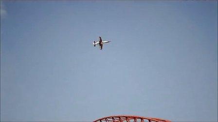 At-3使用水星64mm 4700kv及DSR-30飛行視頻