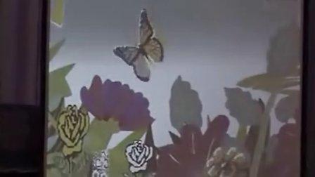 《毛毛虫会飞了》幼儿园大班音乐公开课视频 Dmusic001