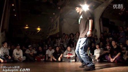 [hiphop battle]DANCELIVE 2013 JAPAN HIPHOP Kanto