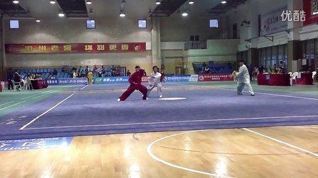 郝建华老师的弟子参加第五届世界传统武术锦标赛