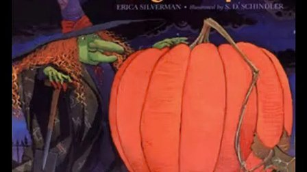 Big Pumpkin Erica Silverman