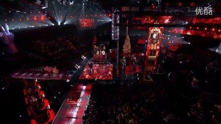 White Christmas 白色圣诞 银色圣诞 Blake SheltonFriends