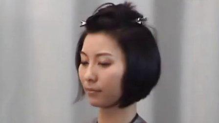 剪发技巧 时尚美发造型 谢红宇剪发造型