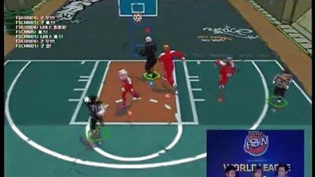 2012街头篮球世界杯中国1——韩国UNKNOW(2)