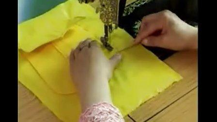 9衣袋的缝纫技法