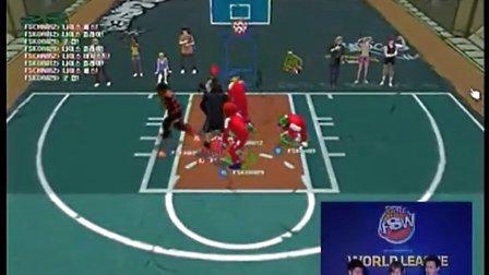 2012街头篮球世界杯韩国1队-中国2队1