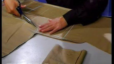 服装裁剪视频教程大全-服装设计制作教程