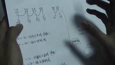 2012年8月万达影城讲放映影厅场灯和拉幕机控制的理论和实操  陈光旭录传