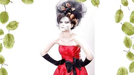 苏州昆山彩妆培训学校学彩妆艾尼斯国际获奖作品展示