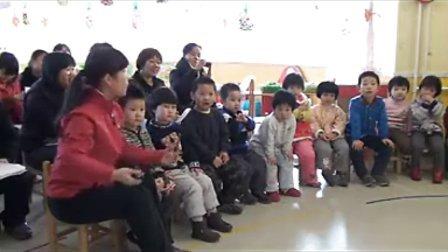 小班社会《甜甜的招呼》幼儿园公开课 XSH001