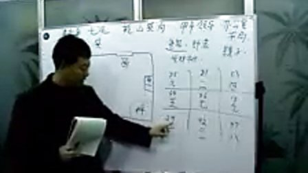 刘文元玄空风水高级实战特训班11-3
