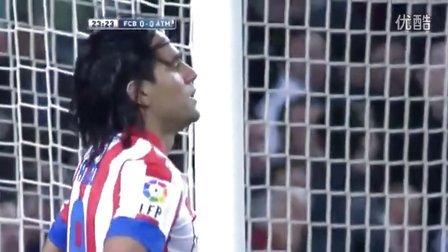 西甲第16轮:巴塞罗那Vs马德里竞技 全场集锦