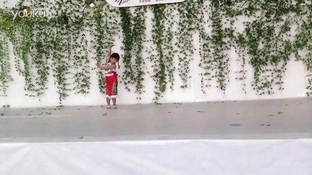 剪纸姑娘舞蹈
