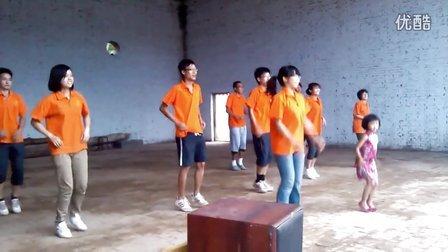 《加油歌》舞蹈_clip
