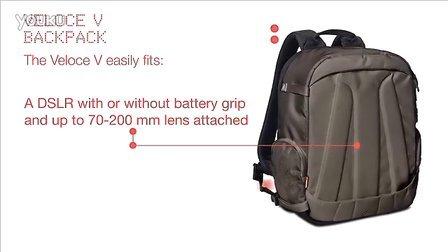 曼富图SB390-5双肩摄影包