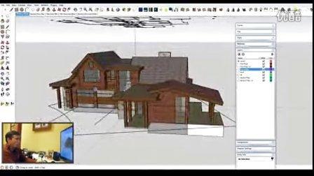Nick Sonder Process 6 - SketchUp Model tips