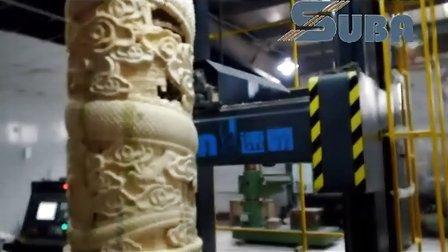 立体雕刻机视频|大型佛像雕刻机视频|速霸强力推荐!