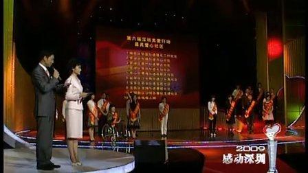 2009第六届深圳关爱行动表彰晚会3