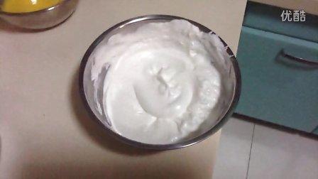 恬妈手工烘焙坊—戚风蛋糕做法(2)