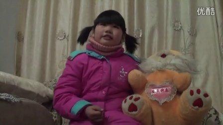 【拍客】3年级小姑娘末日最想和爸爸妈妈在一起互相关爱