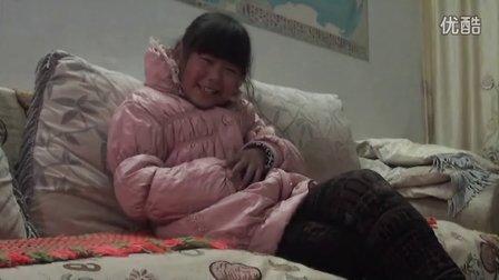 【拍客】9岁4年级小朋友末日最想和妈妈在一起