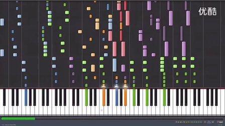 号称世界上无能能弹的钢琴曲死亡华尔兹