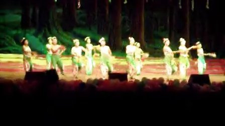 2012黑龙江林业职业技术学院人文学院舞蹈大赛