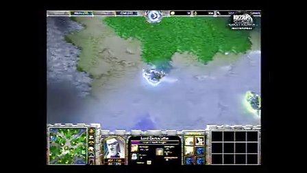 2004年WWI暴雪精英赛 决赛 MadFrog vs Duckie 第一盘 TR