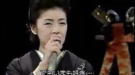 第57届NHK红白歌会 藤あや子 雪深深