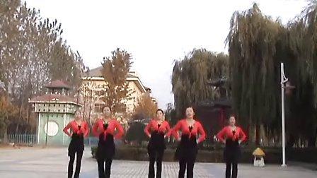 阳光玫瑰广场舞 同一个家(清晰)