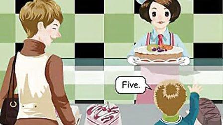 三年级英语上册第6单元 标清
