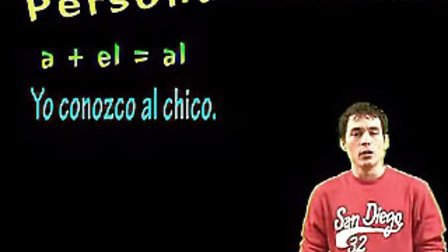 tukkk西班牙语学习课程 53- Present_ conocer