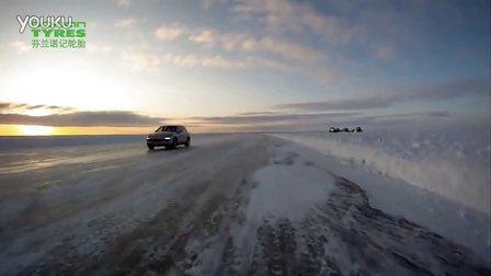 芬兰诺记轮胎冬季驾驶学校:3_0_速度的重要性